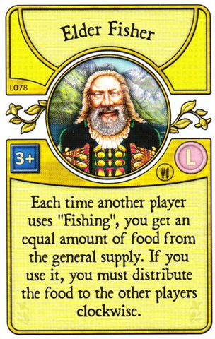 Agricola - Elder Fisher Promo