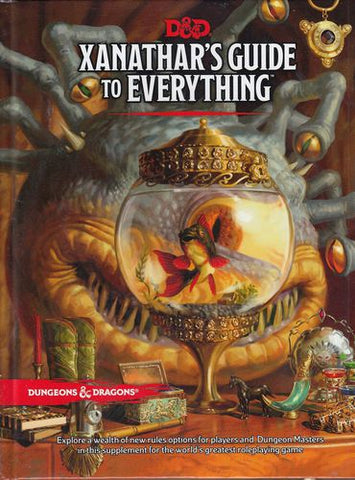 Dungeons and Dragons : Xanathar's Guide to Everything
