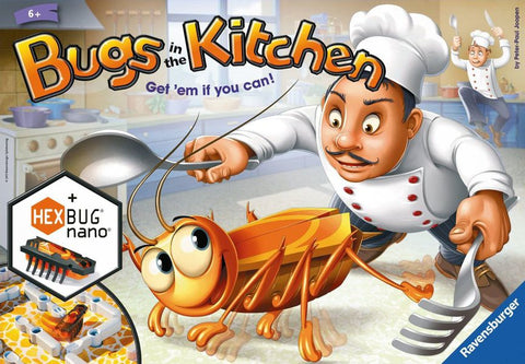 Bugs in the Kitchen - Display