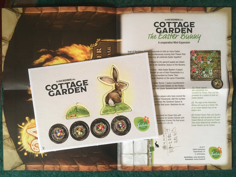 Cottage Garden: The Easter Bunny Promo
