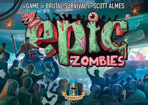 Tiny Epic Zombies - Second Hand / Display Copy