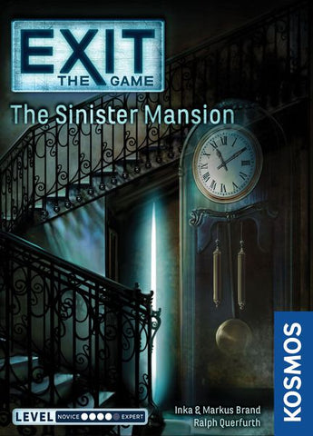 Exit: The Game – The Sinister Mansion - Second Hand