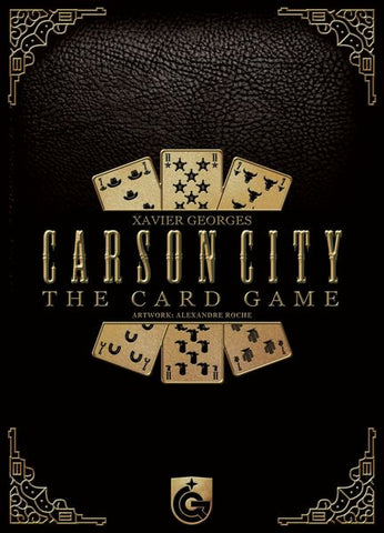 Carson City: The Card Game