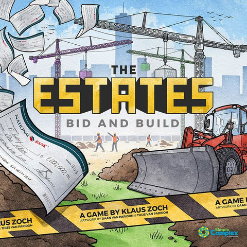 The Estates - Second Hand/ Display Copy Unplayed