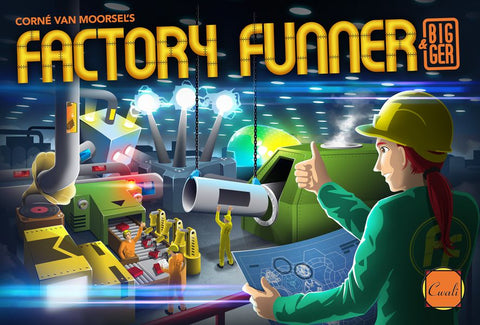 Factory Funner & Bigger inc/ both expansions.