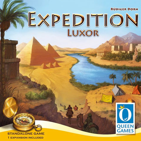 Expedition Luxor - Second Hand