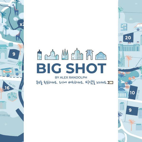 Big Shot - Due in store 12/11/19