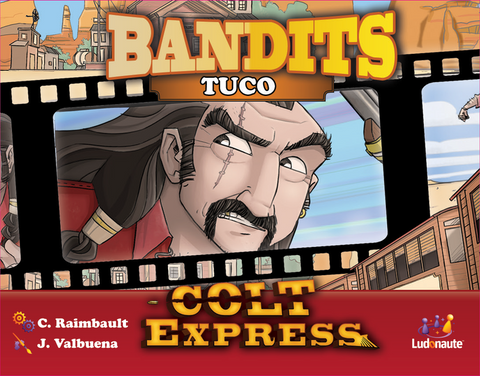 Colt Express: Bandits – Tuco includes Cursed Loot Promo