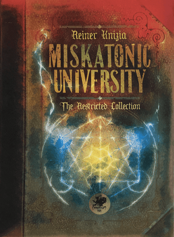 Miskatonic University: The Restricted Collection - Second Hand