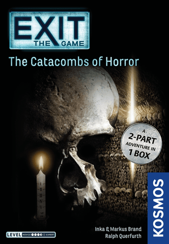 Exit: The Game – The Catacombs of Horror - STAFF PICK!!