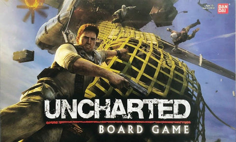 Uncharted: The Board Game - Second Hand