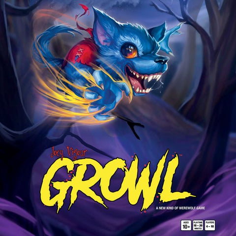 Growl inc. Furry Growl Bag - Second Hand