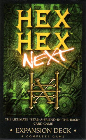 HEX HEX NEXT - Second Hand