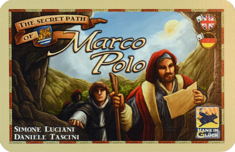 The Voyages of Marco Polo: The Secret Path of Marco Polo - Due in store 18/11/19