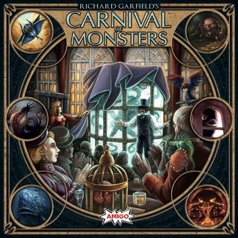 Carnival of Monsters - Second Hand