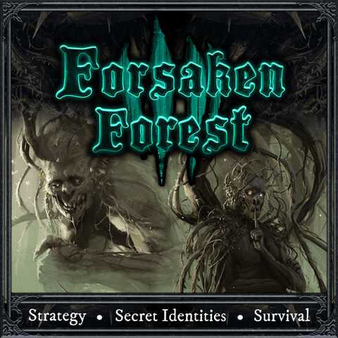 Forsaken Forest  - Second Hand
