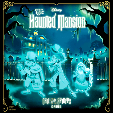 The Haunted Mansion - Call of the Spirits