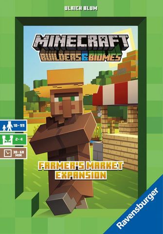 Minecraft: Builders & Biomes – Farmer's Market Expansion