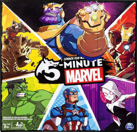 5-Minute Marvel - Second Hand