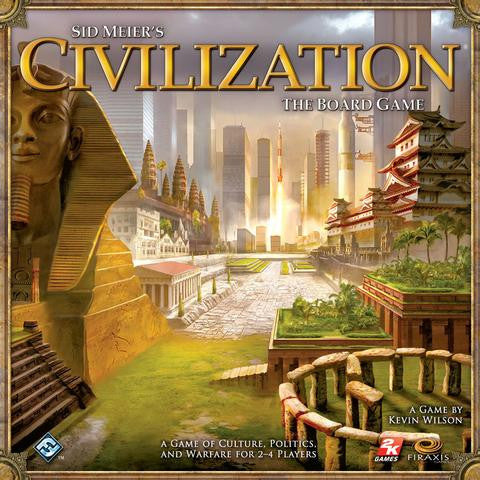Civilization The Board Game - Second Hand