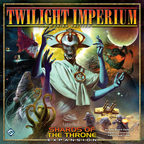 Twilight Imperium - Shards of the Throne