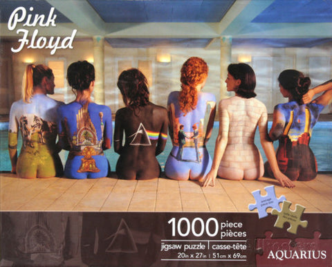 Pink Floyd Back Art 1000pice Jigsaw Puzzle