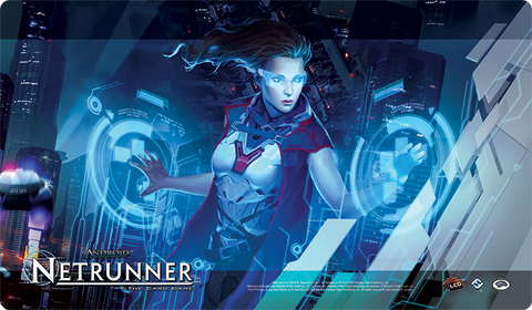 Netrunner Playmat - The Masque