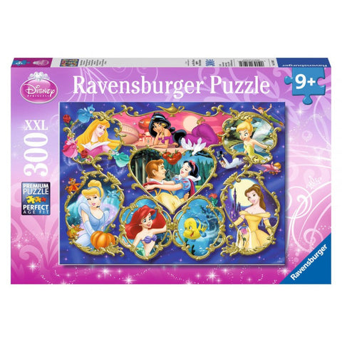 Ravensburger 300 Piece Jigsaw - Gallery of the Disney Princesses