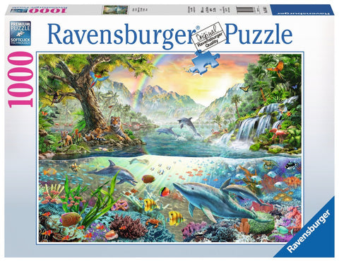 Ravensburger 1000pc Jigsaw - In Paradise
