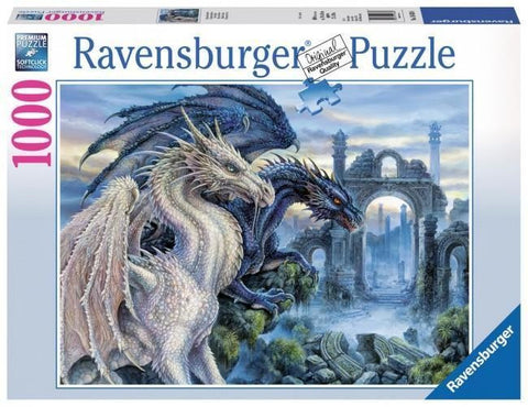 Ravensburger 1000 Piece Jigsaw - Mystical Dragons