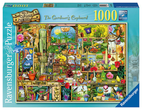 Ravensburger 1000 Piece Jigsaw - The Gardener's Cupboard