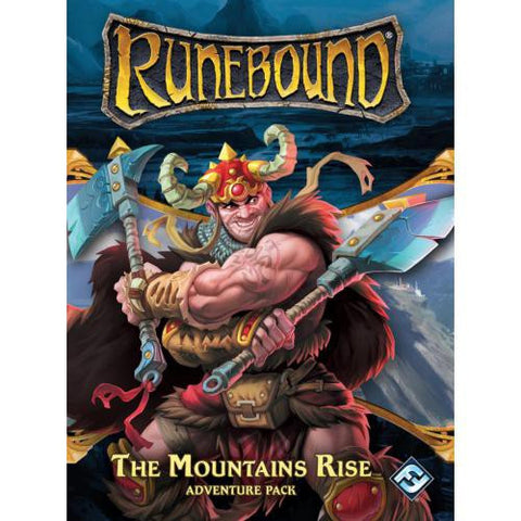 Runebound: The Mountains Rise