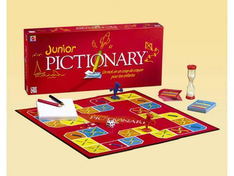 Pictionary Junior - Second Hand