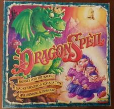 Dragon Spell - Second Hand