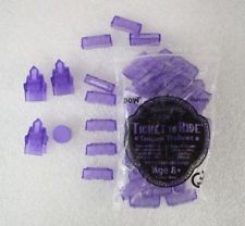 Ticket to Ride - Purple Train Set Promo