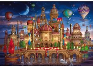 Wentworth Wooden Puzzle - Fantasy Palace 40pc