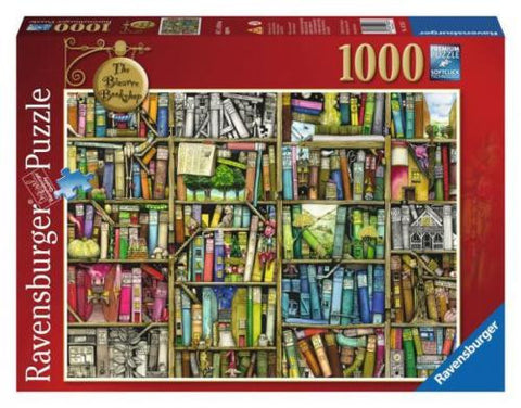 Ravensburger 1000 Piece Jigsaw - The Bizarre Bookshop