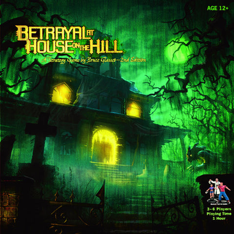 Betrayals at House on the Hill Game