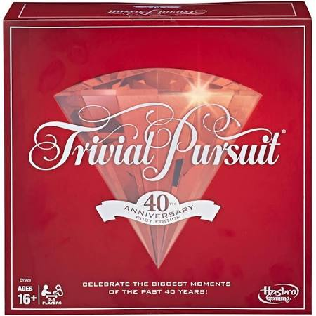 Trivial Pursuit 40th Anniversary Edition