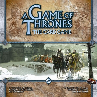 A Game of Thrones Card Game