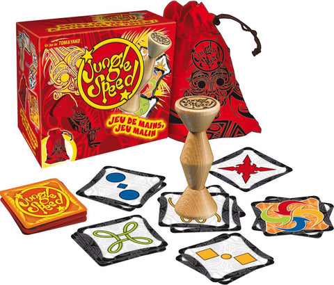 Jungle Speed - Wooden Totem Edition