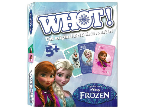 Whot! Frozen.