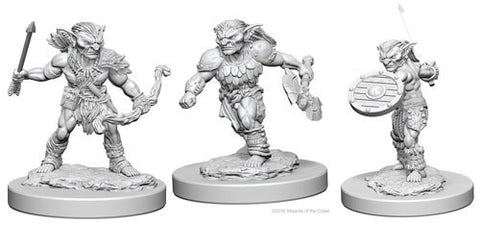 Dungeons & Dragons: Nolzur's Marvelous Unpainted Miniatures - Goblins