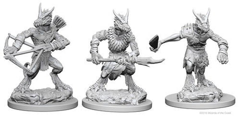Dungeons & Dragons: Nolzur's Marvelous Unpainted Miniatures - Kobolds