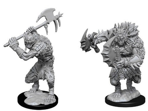 Dungeons & Dragons: Nolzur's Marvelous Unpainted Miniatures - Gnolls