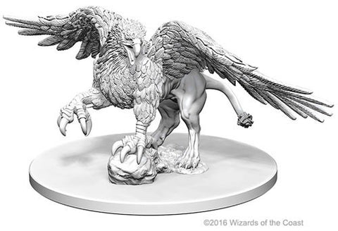Dungeons & Dragons: Nolzur's Marvelous Unpainted Miniatures - Griffon