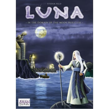 LUNA: In the Domain of the Moon Priestess - Second Hand