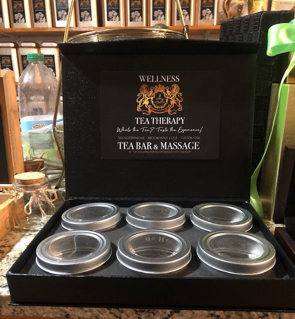 LUXURY TEAS IN TEA GIFT BOXES!