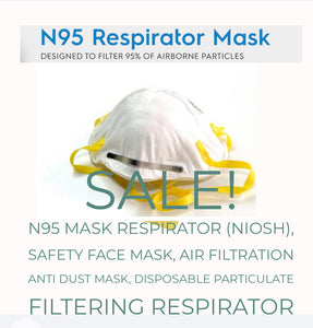 N95 (NIOSH) MASK SALE!