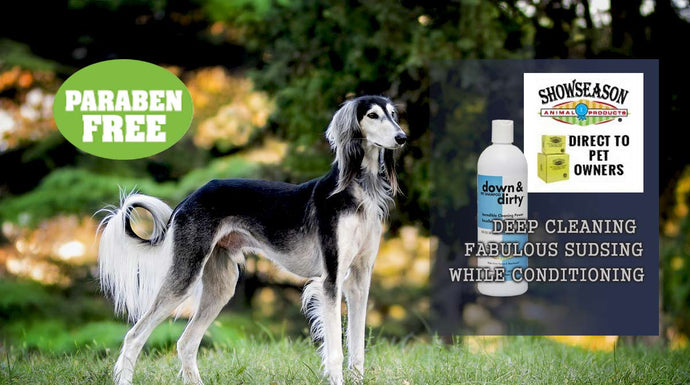 Dog Shampoo That Dissolves Grease Away While Conditioning!